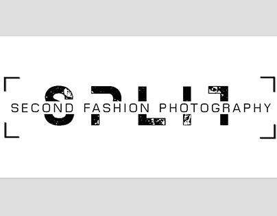 Split Second Fashion Photography- Title Design
