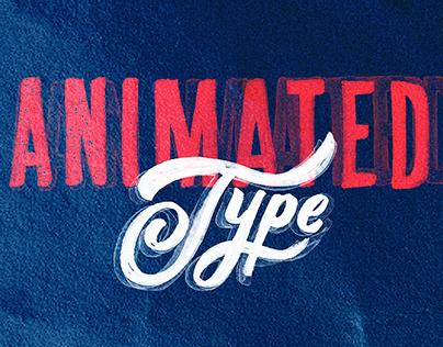 Animated Type Vol.1