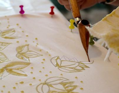 Batik + índigo Workshop