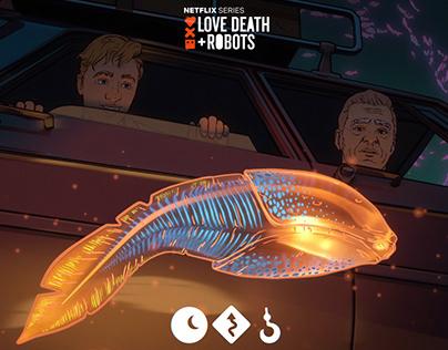 LOVE, DEATH & ROBOTS Fish Night