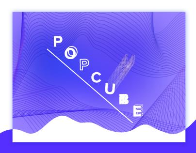 Web player POP CUBE
