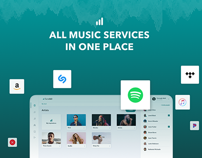 TuneGo - Desktop and Mobile App