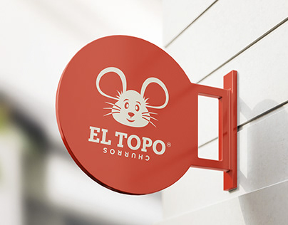 Churros EL TOPO® - Fictional Brand Redesign
