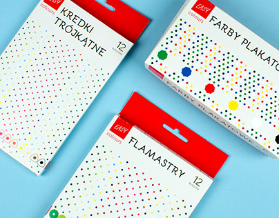 Stationery packages / redesign