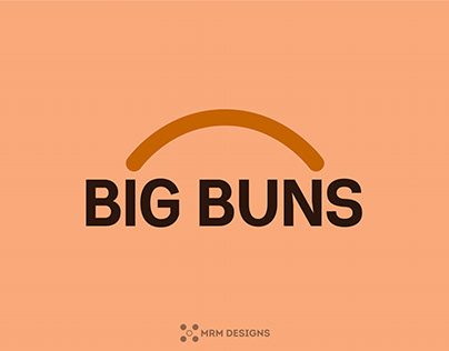 BIG BUNS (Burger logo)