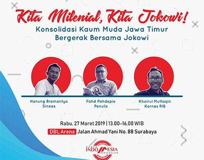 Konsolidasi Presiden Joko Widodo di Surabaya