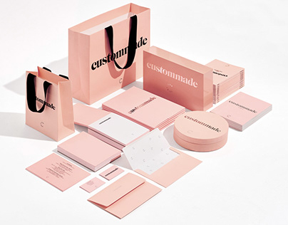 Custommade – Visual Identity and Packaging
