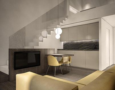 Revolux Studios - Interior Design Rendering