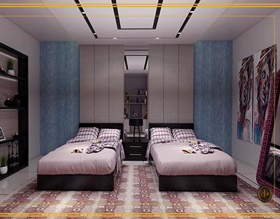girl room design 2
