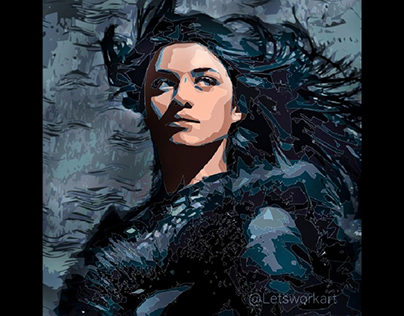 The Yennefer Of Vengerberg