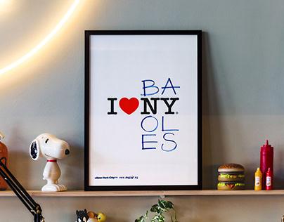 I Love Banyoles