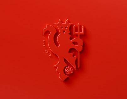 Manchester United Concept Rebrand