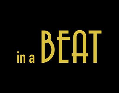 In A Beat I Key Art & Social Media