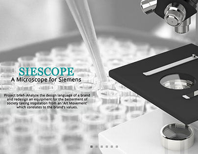 Siescope- A Concept Microscope for 'Siemens'