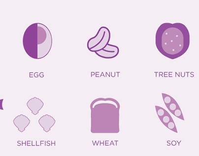 Allergy Illustrations