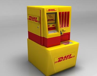TPA - Terminal de Postagem Automática DHL