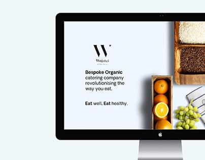Wojutei | Brand Identity