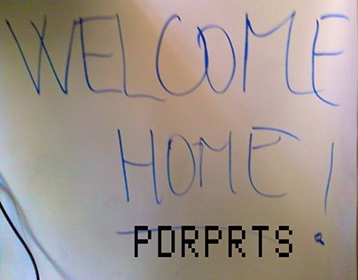 PeDRo PRaTeS - Home Welcome [2015]