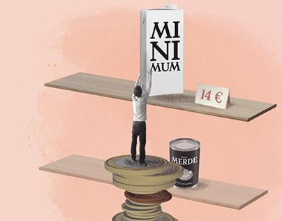 FGTB: Salaire Minimum