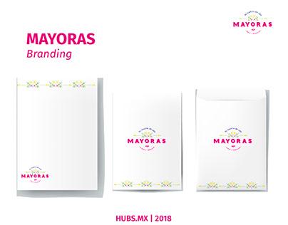 Branding / El sazón de las Mayoras