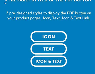 Other amazing features in Magento 2 Product Page PDF