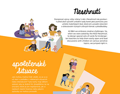 Nesehnutí - book for preschool children