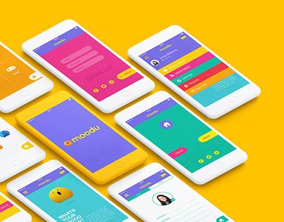 Moodu: An Interactive App