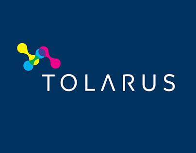 Tolarus Logo Design