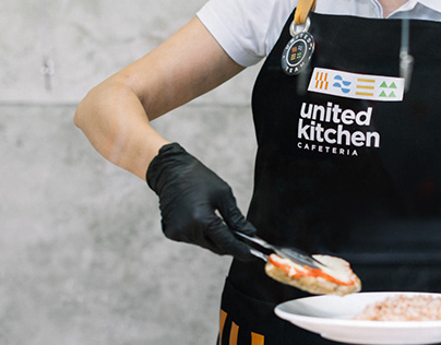 United Kitchen Branding