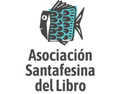 Logotipo para Asociación Santafesina del Libro