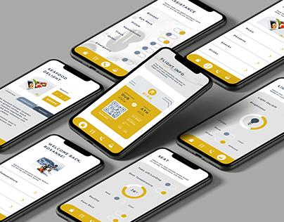 RyanAir Ring App