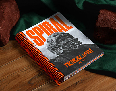 Spiral - Issue 01: Tribalism