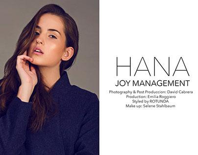 Hanna Scarlett from Joy Management