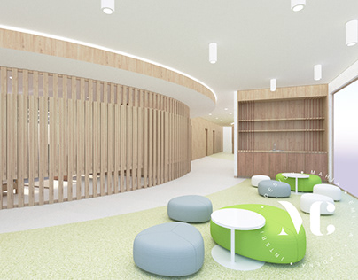 Homeopathic Clinic - HealthCare Design
