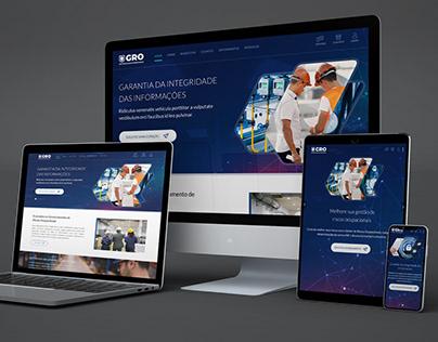 GRO website