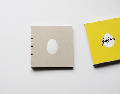 egg cookbook