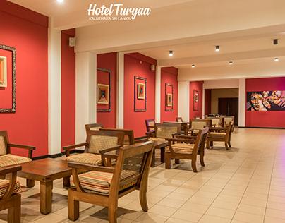 Architectural Shoot - Turyaa Hotel Sri Lanka
