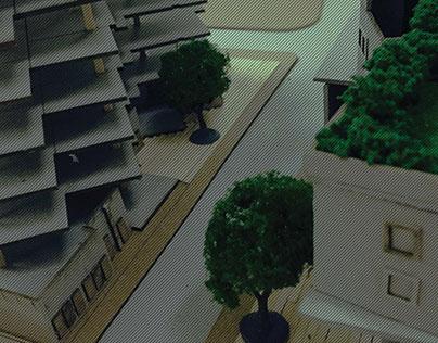 Cambridge Apartments Project