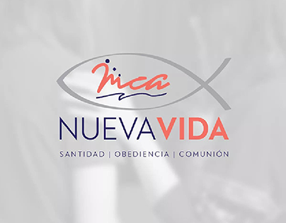 Nueva Vida - Logos & Social media