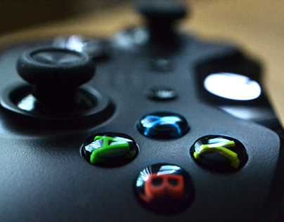 Macro Photography - Gaming