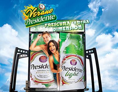 Verano Presidente 2013