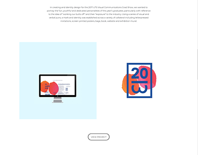Project Page - Peak WordPress Theme