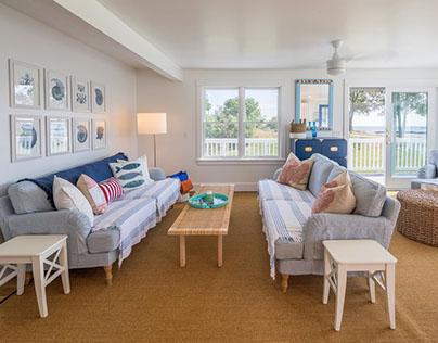 Grace Cottage | Renovation & Rental Prep in Maine