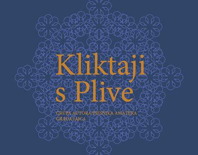 """Book: """"Kliktaji s Plive"""" (""""Poetry from Pliva"""")"""