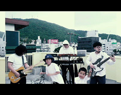 Music Video【渦と青】