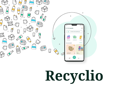 Recyclio - The recycle app