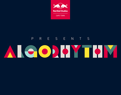 Red Bull Studios Algorhythm (2017)