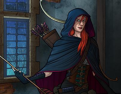 Thief Character
