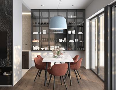 Katowice | Mroźna | interior design