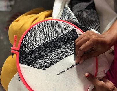 Sujni embroidery